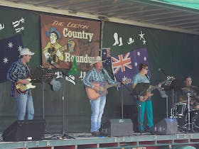 Leeton Country Round-up
