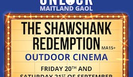Image of the event '25th Anniversary of the Shawshank Redemption'