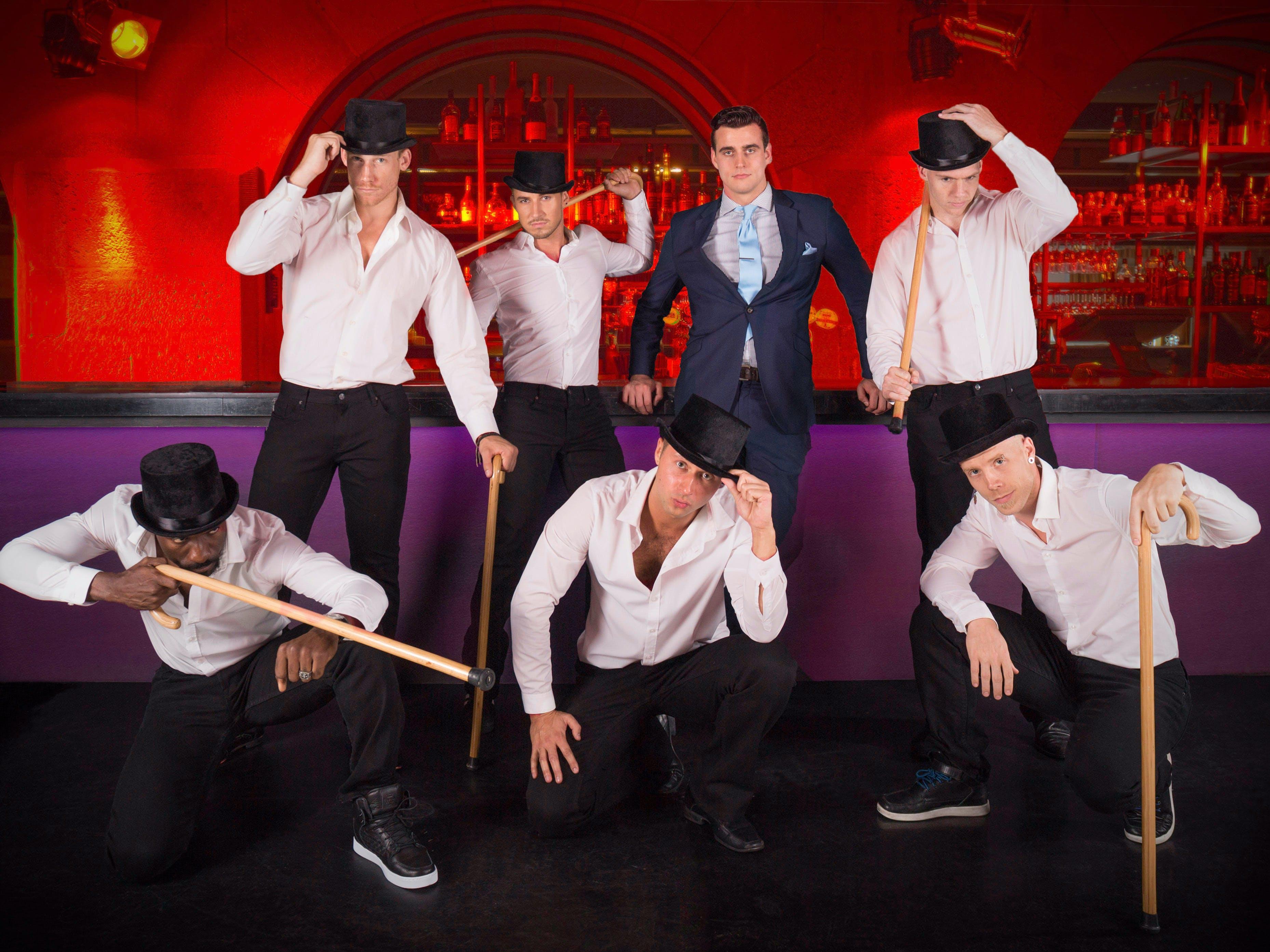 PIMP male cabaret show