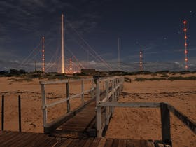 Harold E Holt Naval Communication Station, Exmouth, Western Australia