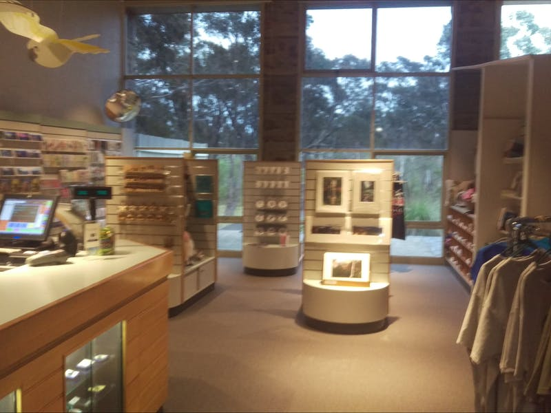 Blue Mountains Heritage Centre gift shop