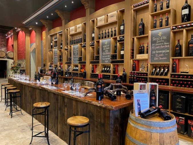 Barossa Valley Wine Experience Day Tour  LC01