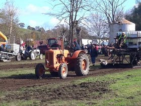 ARTHC Tractor Pull and Swap Meet