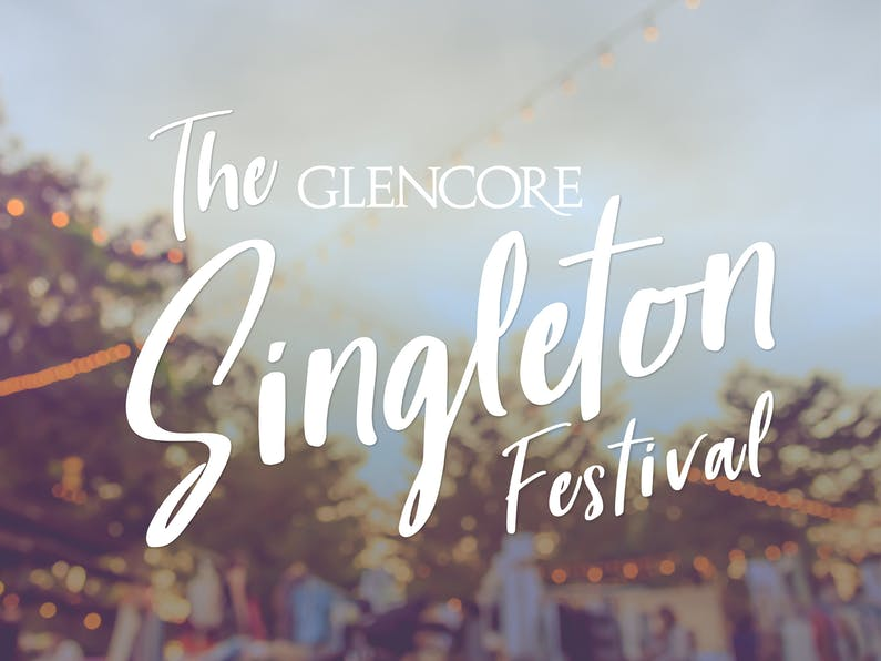 Image of the event 'The Glencore Singleton Festival'