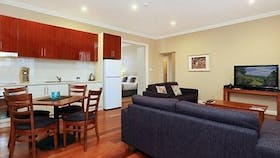 One of our beautiful homely apartments available. One or two bedroom all with mod cons.