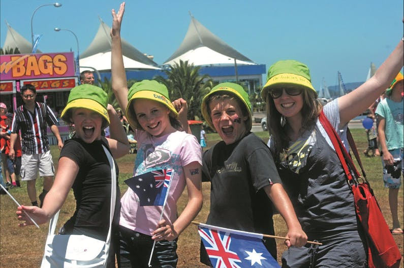 Image of the event 'Australia Day Breakfast by the Lake'