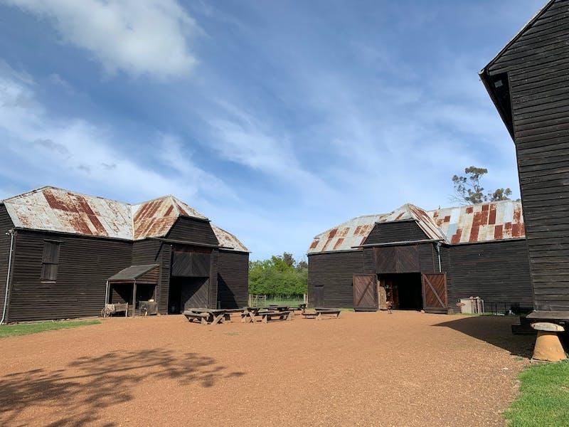Brickendon Historic Farm and Convict Village