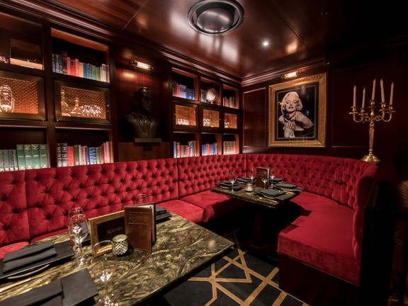 The Roosevelt Lounge