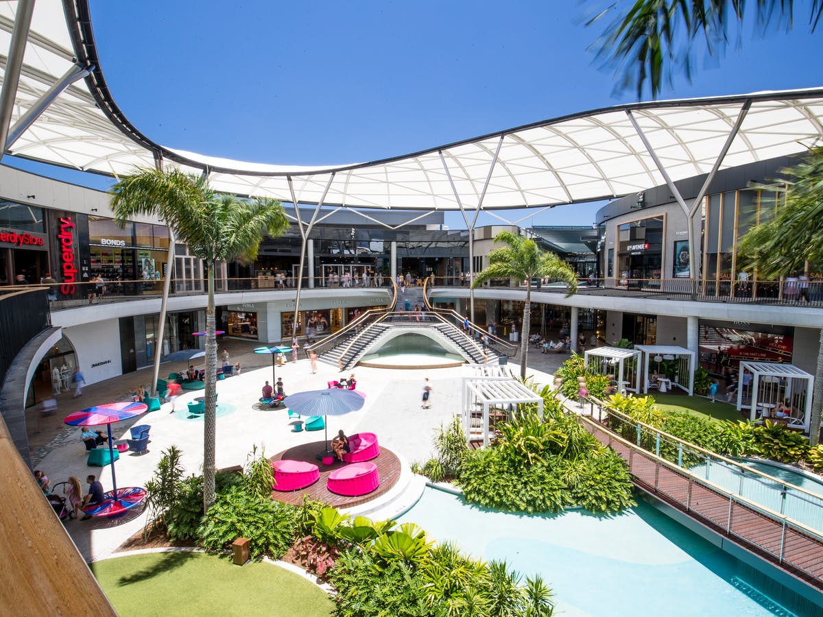 Pacific Fair Shopping Centre - Attraction - Queensland