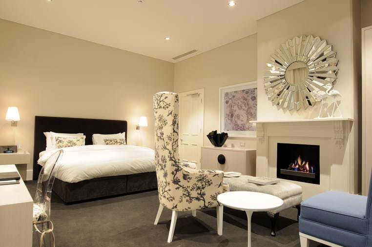 5 Rooms at the Stirling Hotel