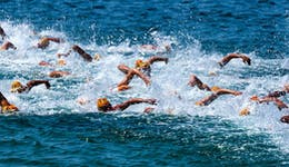 Image of the event 'Broulee Bay to Breakers Annual Swim'