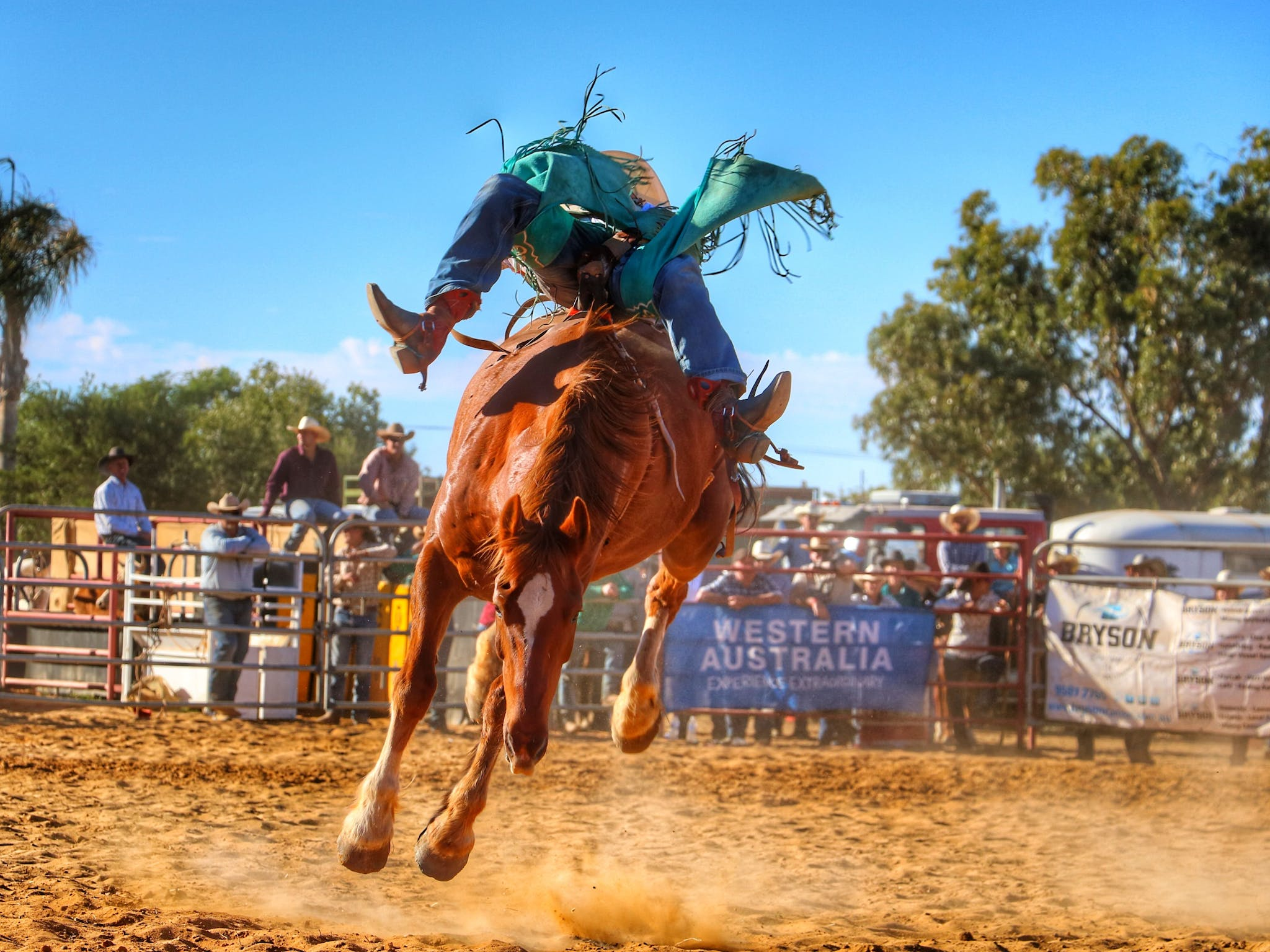 Mullewa Muster and Rodeo