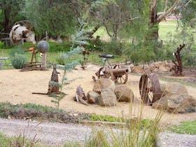 Wallangreen Sculpture Garden