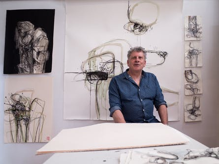 Bruce Woods: Drawing Exhibition