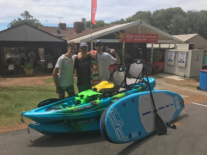 Second Valley Kayak and SUP Hire