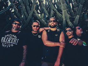 Katchafire (New Zealand) and EarthKry (Jamaica) - Cairns