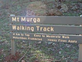 Mount Murga Walking Track