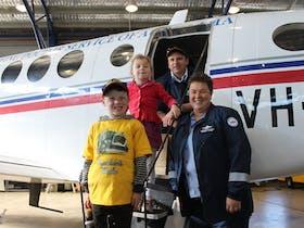 Royal Flying Doctor Service: Dubbo Base Open Day