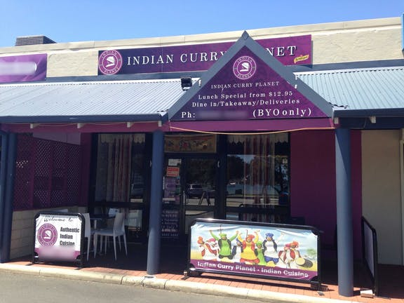 Indian Curry Planet
