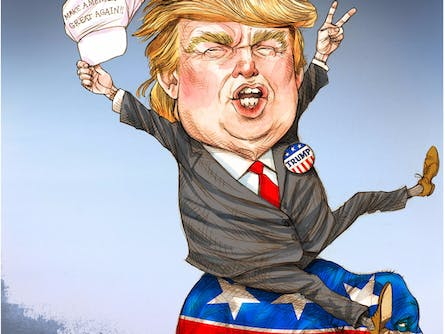 Behind the Lines 2016: The year's best political cartoons