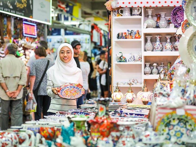 Paddy's Markets, Chinatown, Sydney