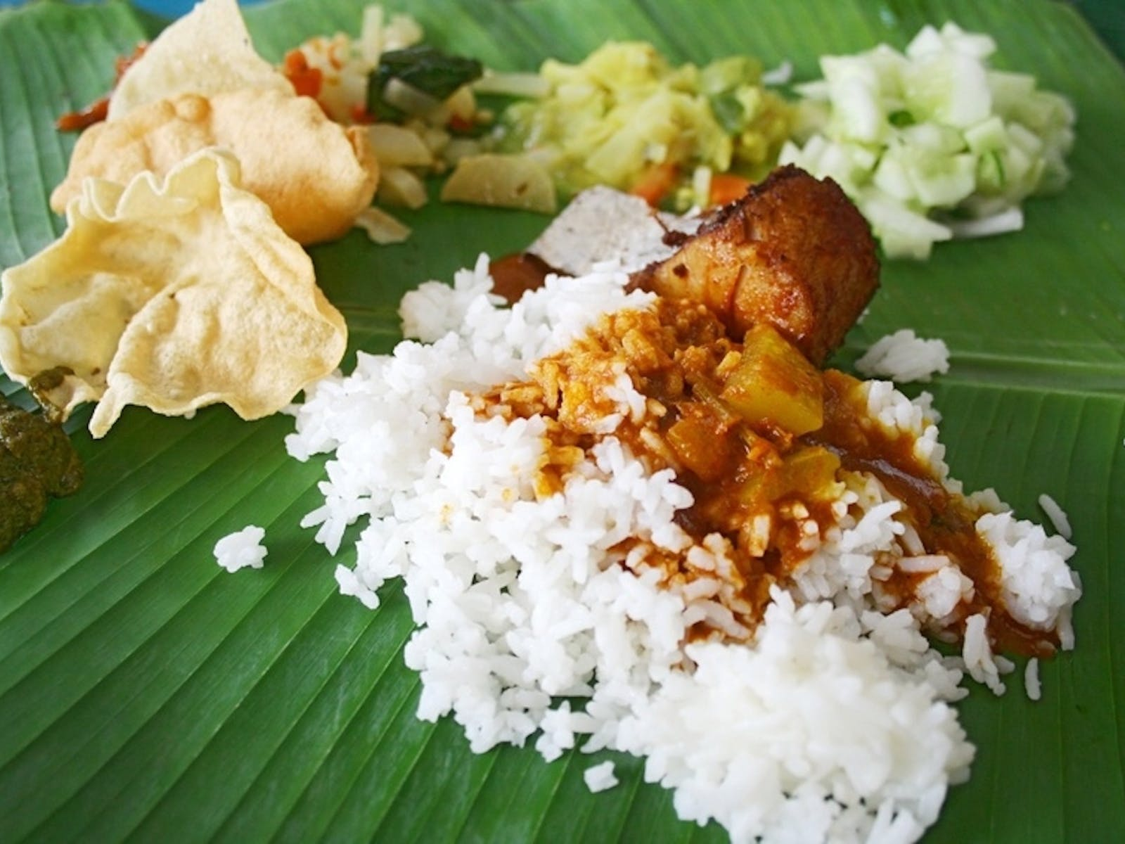 Image for Sri Lankan Cooking Class