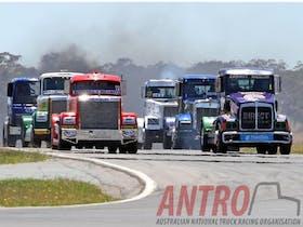 Australian Super Truck Championship Cover Image