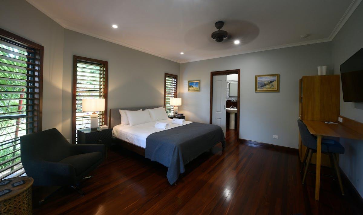 Curlew Room Interior