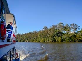 cruise, river, boat, tour, shoalhaven, nowra, nature, adventure