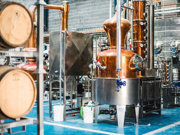 Manly Spirits Co. Distillery Gin Still - Bella