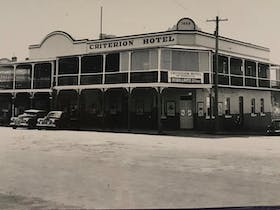 Criterion Hotel Grenfell