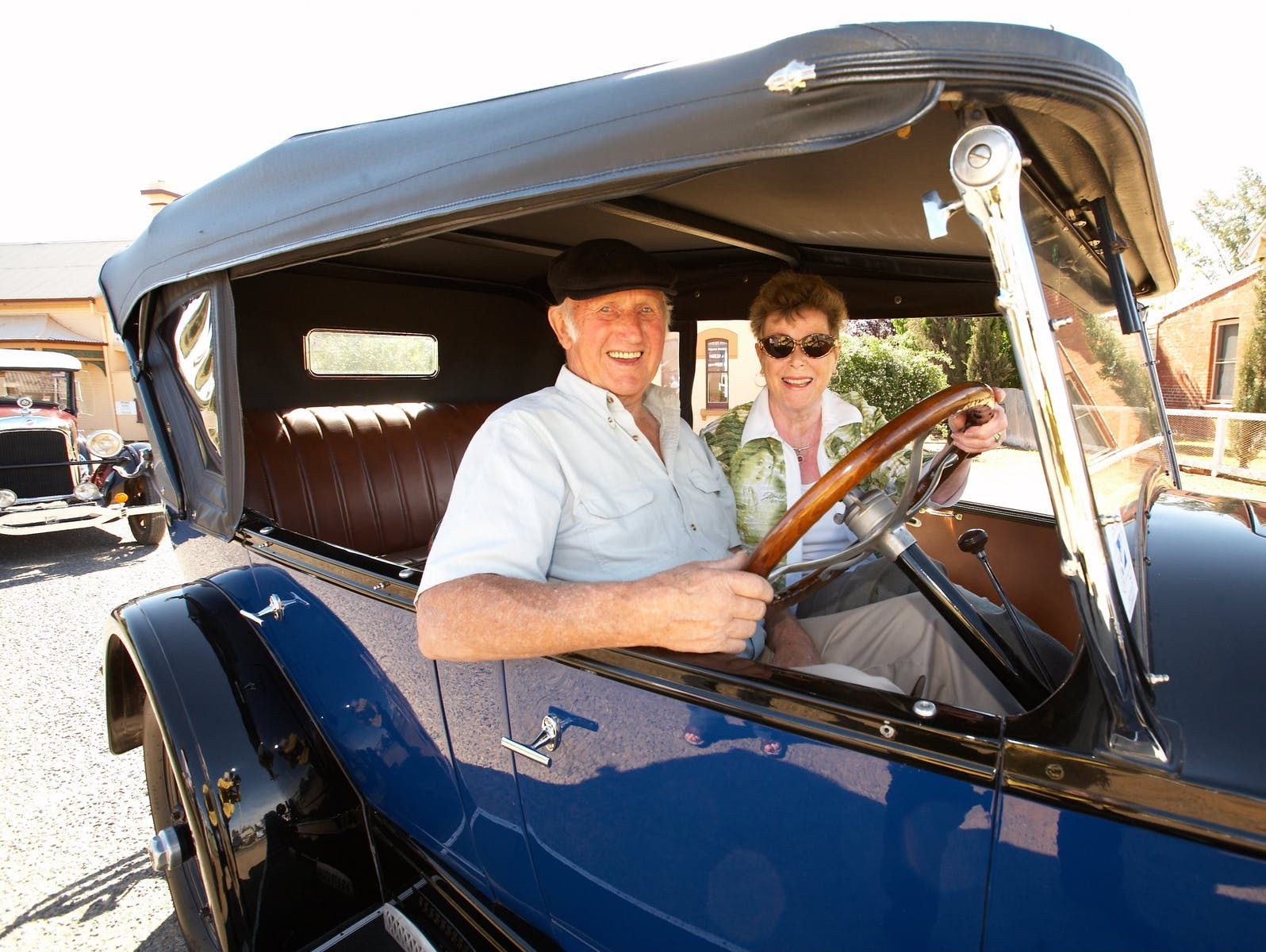 Image for Corowa Historic Vehicle and Machinery Club: Spring Fun Weekend