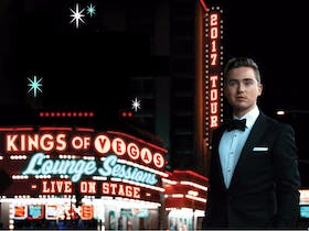 Harrison Craig - Kings of Vegas