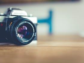 Beginners photography workshop