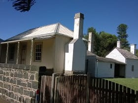 Mills Cottage Conservation Tours