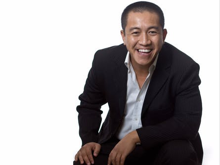 Anh Do - The Happiest Refugee Live