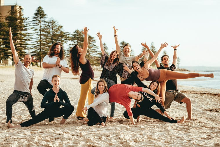 Power Living Adelaide Yoga