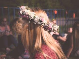 Flower Crown Group Class