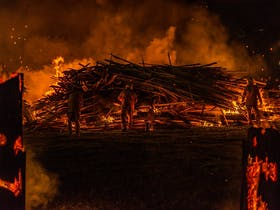 Killarney Bonfire Night