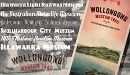 Image of the event 'Wollongong Museum Trail'