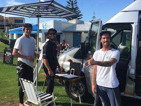 Learn to Surf with the crew at Perth Go Surf, Perth, Western Australia
