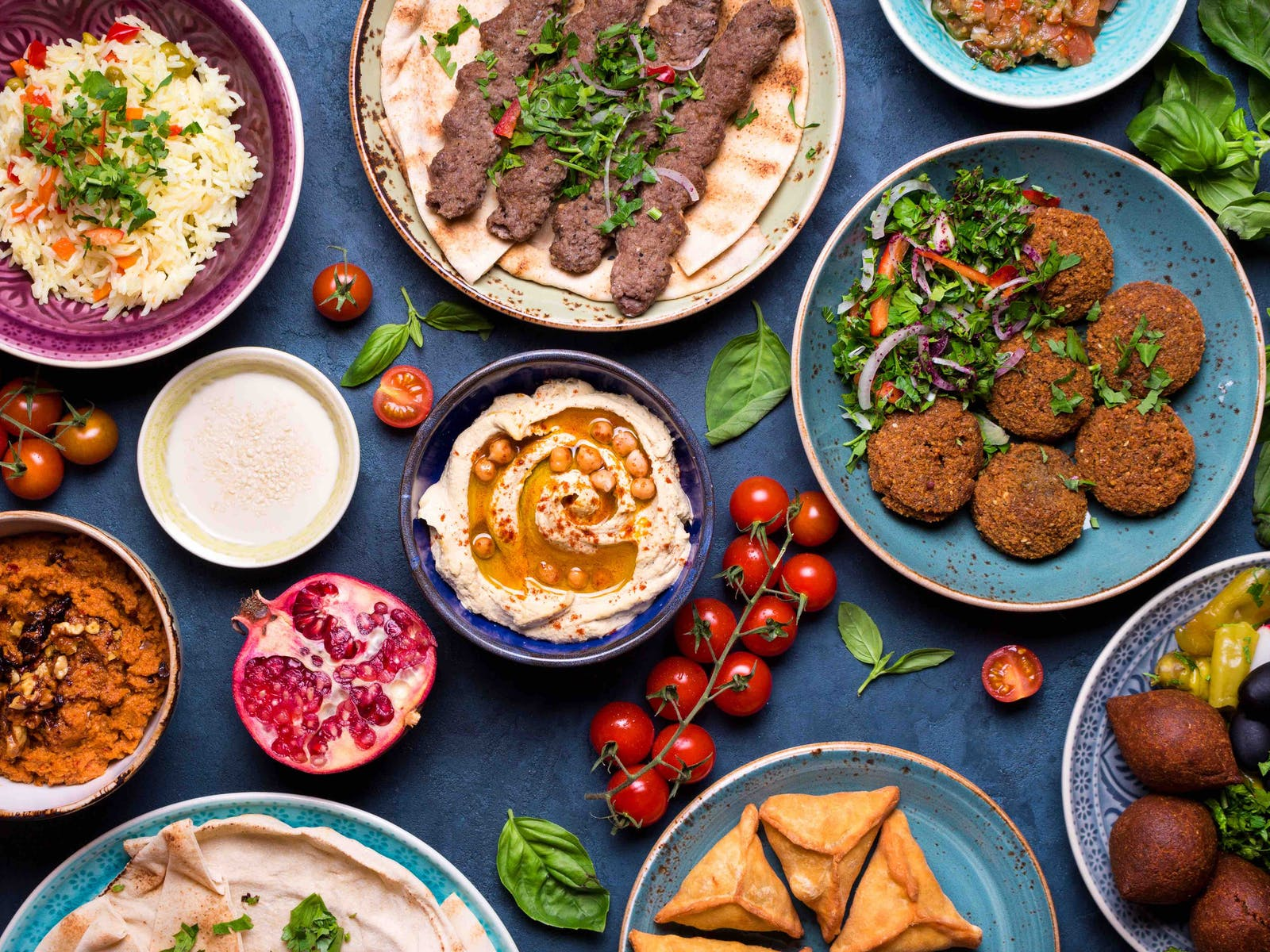 Image for Middle Eastern Cooking Class