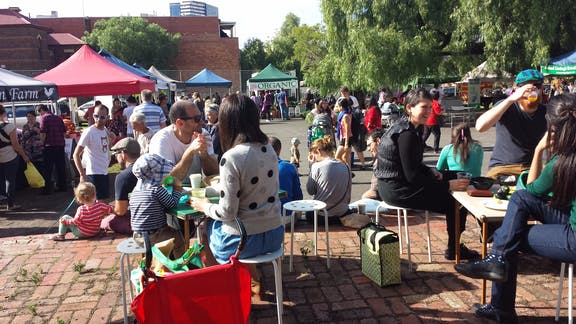 Flemington Farmers Market
