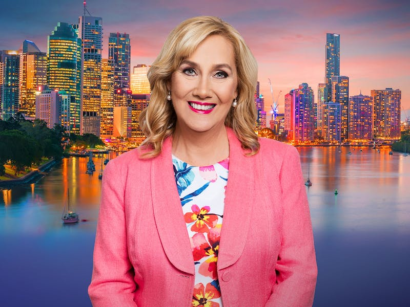Image for Weathering Well – featuring ABC's Jenny Woodward - Ipswich Civic Centre