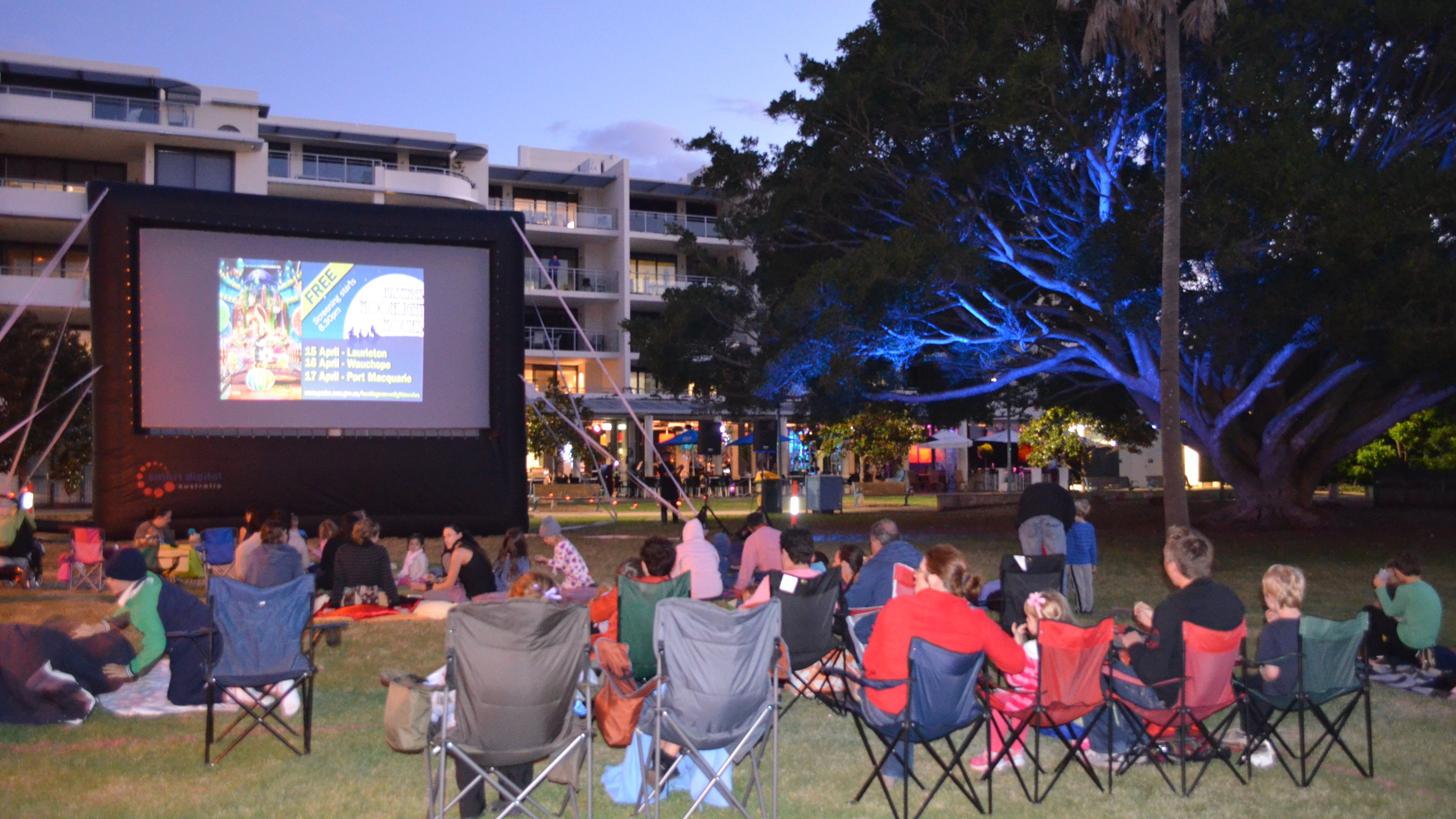 Hastings Moonlight Movies