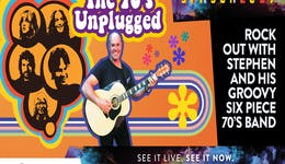 Image of the event 'The 70's Unplugged'