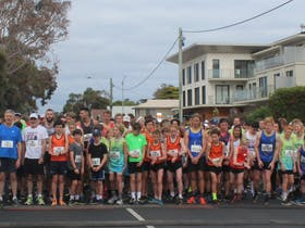 The Arthurs Seat Challenge (ASC) is an annual 6.7 kilometre fun run and walk, following a course from Rosebud to the top of Arthurs Seat, finishing at Seawinds Gardens. <br><br>This