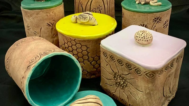 Intro to Pottery Wheel Workshop