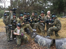 Paintball Skirmish