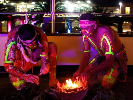Tribal Warrior Vivid Sydney Harbour Cruise